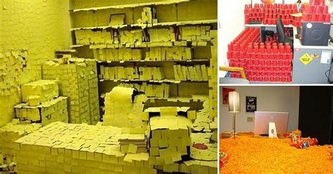 11 Office Pranks That Will Leave Your Co-Workers Speechless