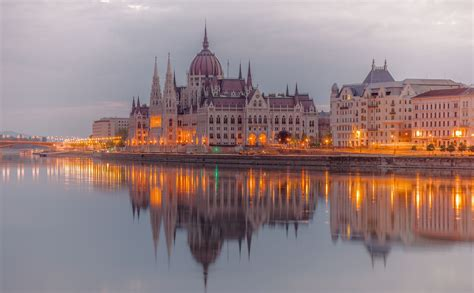 Hungarian Parliament Building Wallpapers Backgrounds