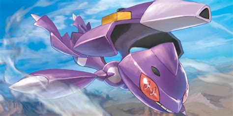 Pokemon GO: How to Beat and Catch Genesect   Game Rant