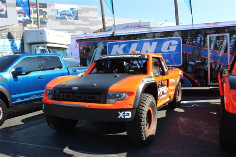 Gallery: The SCORE Baja 1000 Trophy Trucks at the 2017