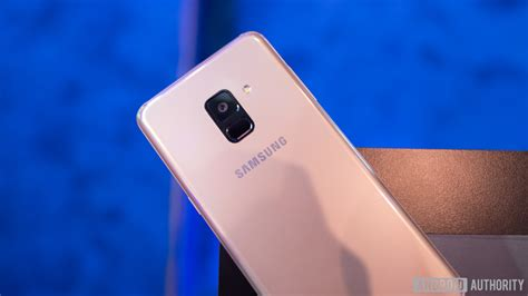 Here are the best current Samsung Galaxy A8 cases