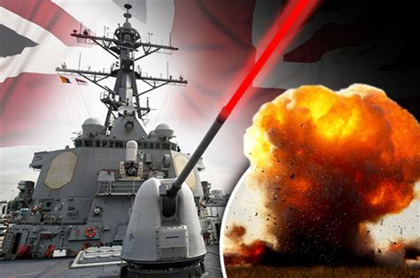 Real lasers: Directed energy weapons called 'Dragonfire