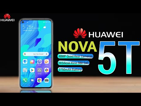 Huawei nova 5T first impressions – Phandroid