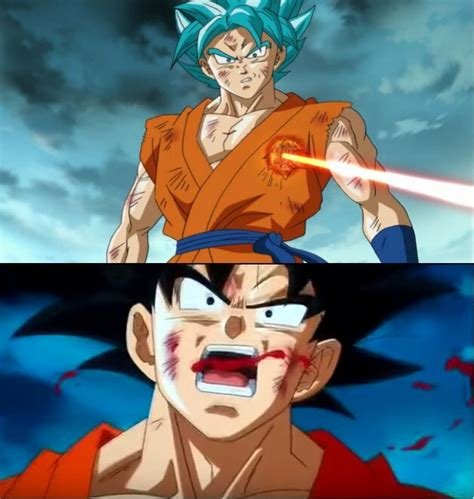 The laser which almost killed Goku vs Torike/Bleach verse