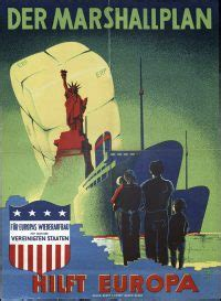 """The Marshall Plan - """"The Europeans did the job themselves"""