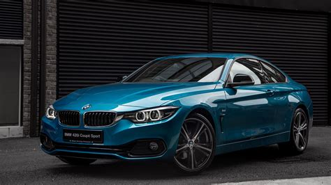 2017 BMW 4 Series Coupe 4K Wallpaper | HD Car Wallpapers