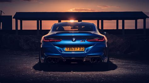 BMW M8 Competition Coupe 2019 4K 3 Wallpaper | HD Car