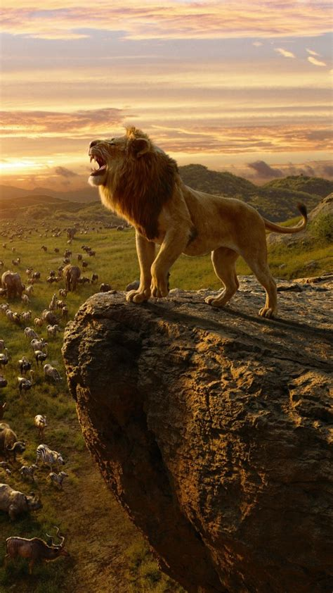 Simba in The Lion King 4K Wallpapers | HD Wallpapers | ID
