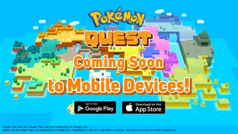 Pokémon Quest launches for iOS and Android devices June 28