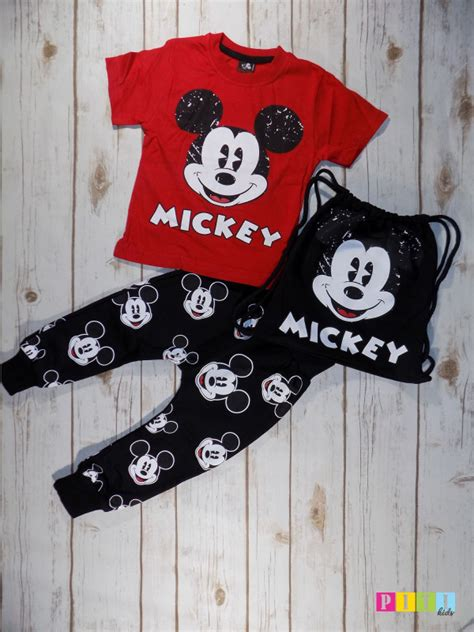 TRENING MICKEY MOUSE   Pitikids