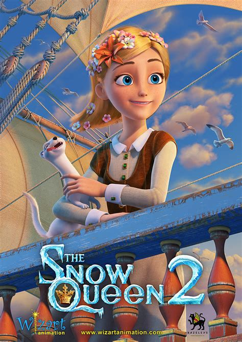 Wizart's Snow Queen 2 gets new poster, images – Animated Views