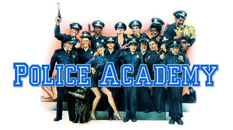 Police Academy (1984) | Writing for sharing